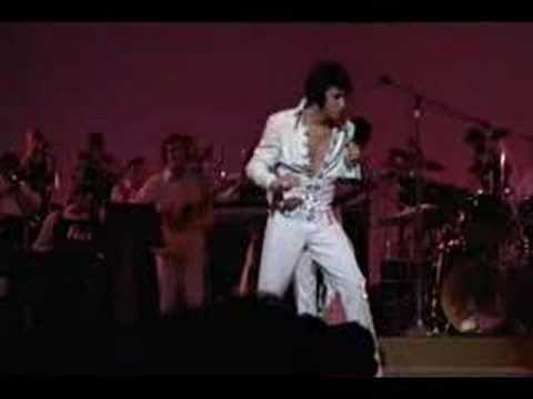 Elvis Presley (You Dont Have To Say You Love Me)