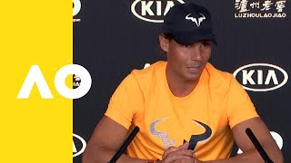 Rafael Nadal press conference (QF) | Australian Open 2019