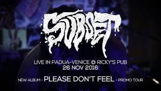 Subset - LIVE Venice Italy 25.11.2016