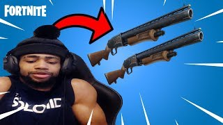 WHEN FORTNITE WAS ACTUALLY FUN #3 (double pump/double shotty compilation)