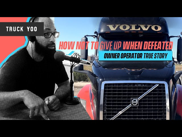 Lessons from an Owner Operator: Nadeem! podcast interview, episode 70.