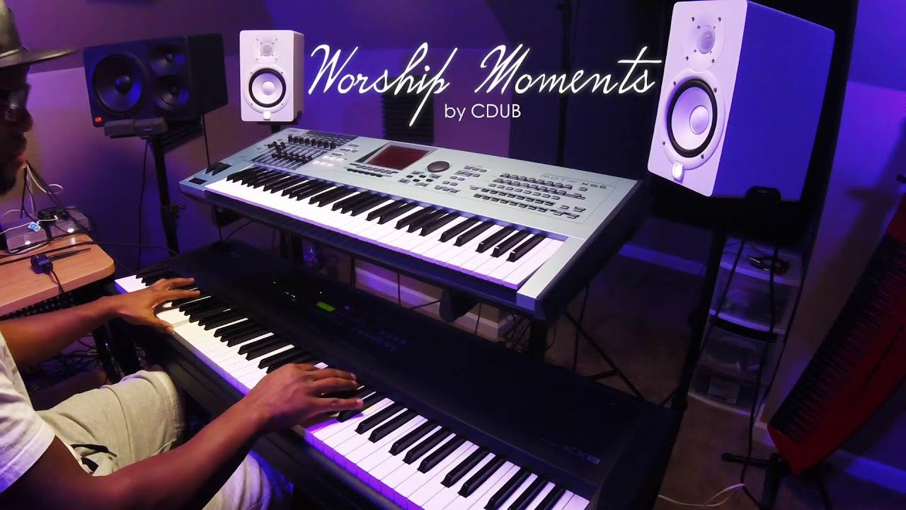Worship Moments by C-DUB (#1)