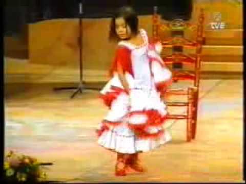 silvia moreno - flamenco alegrias