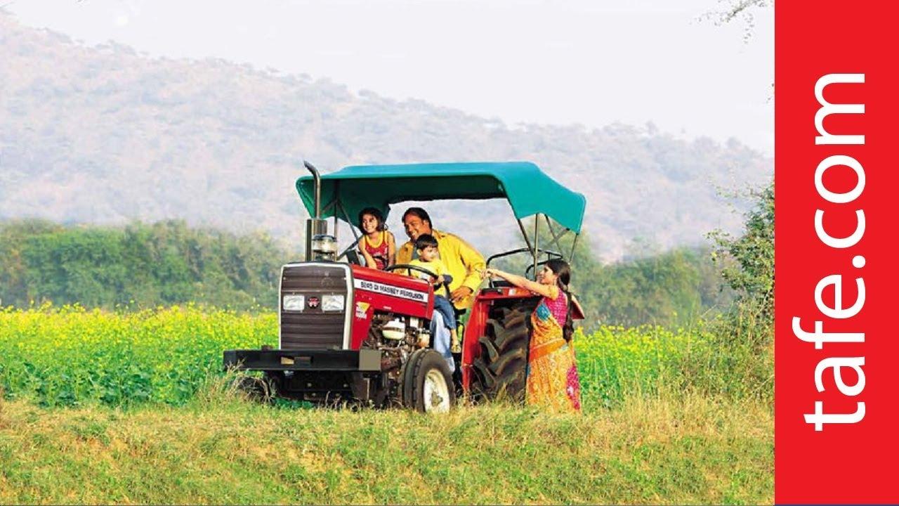 Mallika Srinivasan on the needs of Indian farmers ...