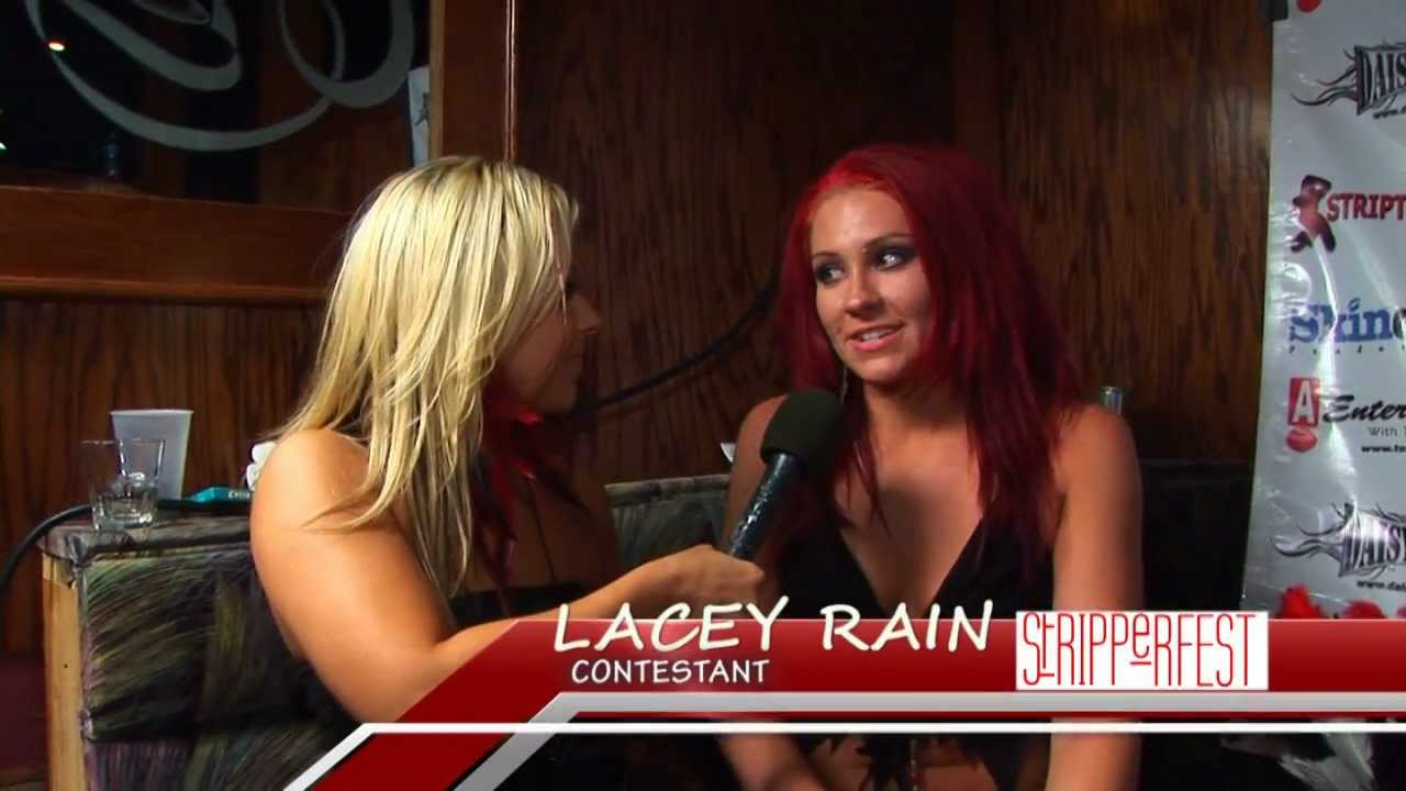 Lacey Rain Interview - YouTube