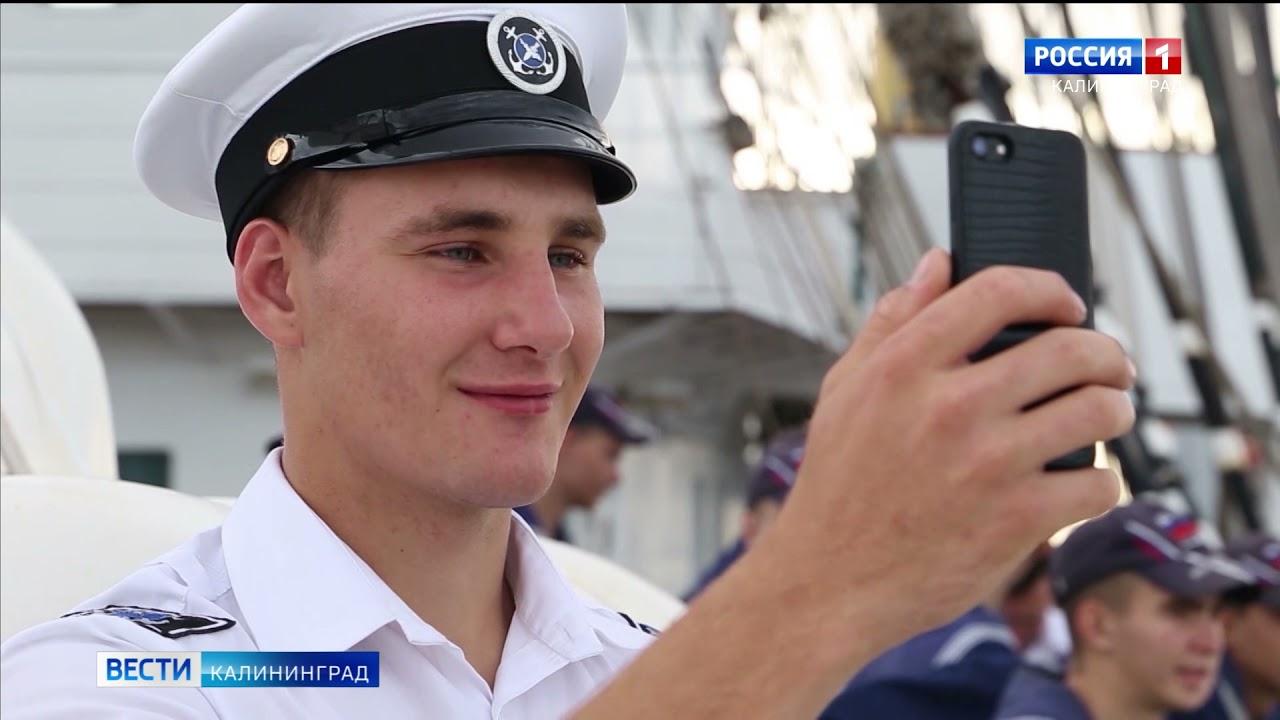 Юбилеи «Крузенштерна» и «Седова» интервью с капитаном барков Михаилом Новиковым