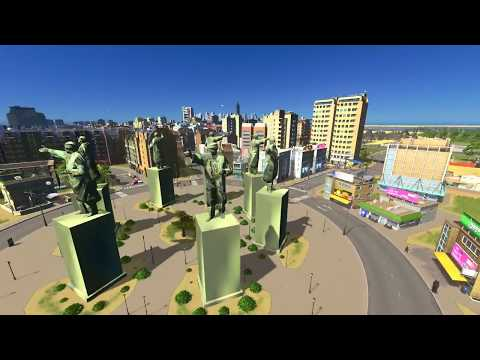 Running A City Like A Communist Dictator - Cities Skylines
