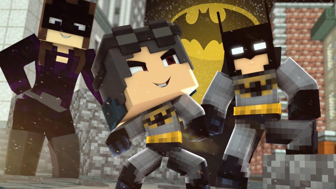Download Minecraft: WHO'S YOUR FAMILY? - O BEBÊ DO BATMAN E DA BATGIRL É UM VILÃO!