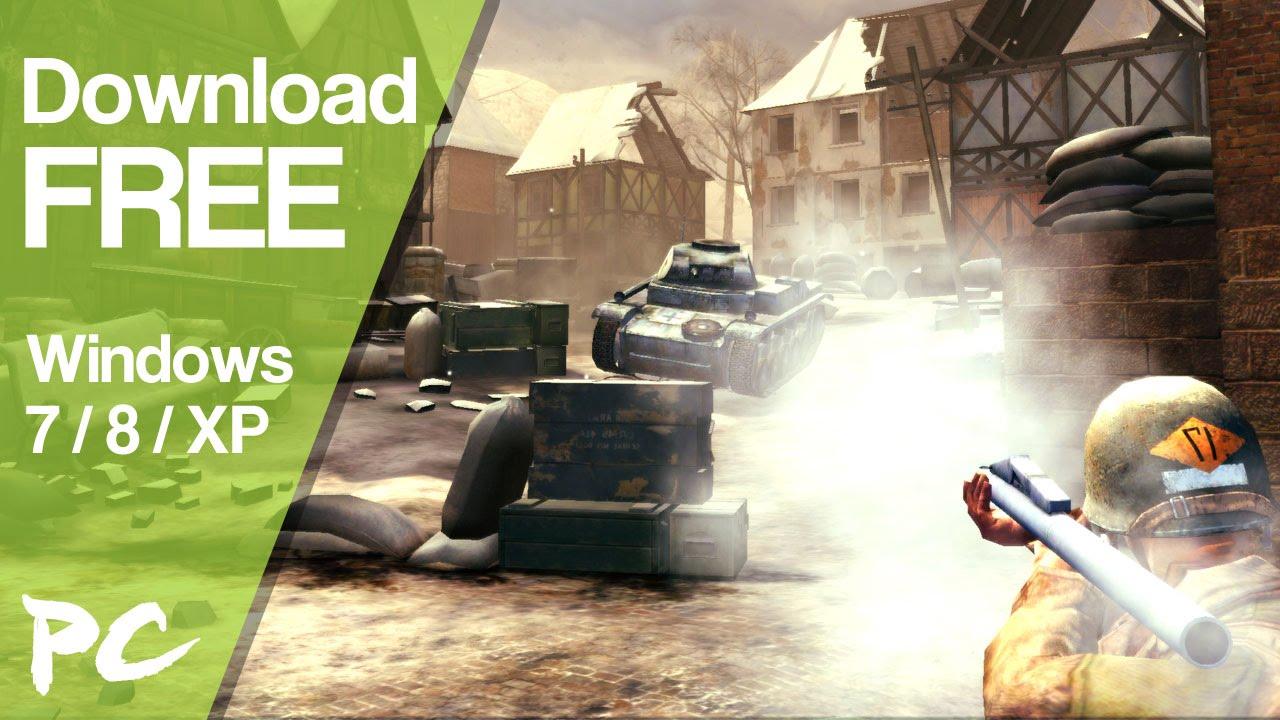Download Frontline Commando WW2 for PC - Free Windows