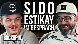 Sido und Estikay: Tourleben, Drogenkontrollen, Rasenmäher und Rapmedien