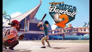 INSIDE THE PARK HOMERUN! Super Mega Baseball 2 Gameplay!