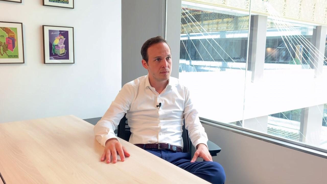 Fischer András, OTP LAB: Az innováció erősíti a szervezet ...