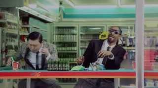 PSY   HANGOVER feat Snoop Dogg MV  vevo