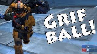 Halo Reach in 2018! Grifball Dash