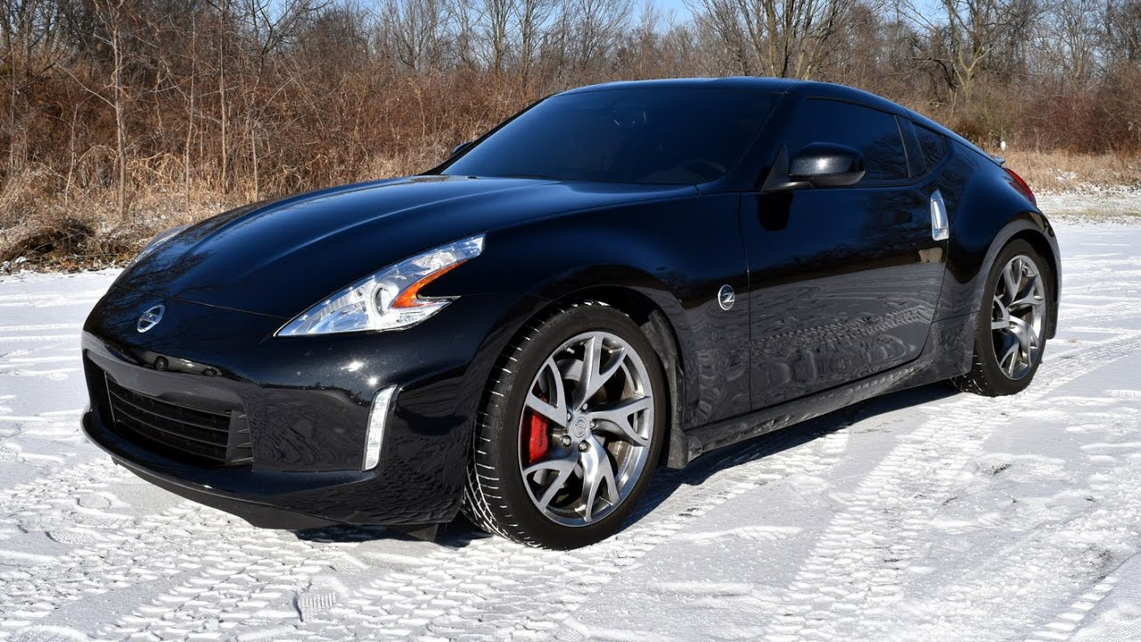 2016 Nissan 370Z Sport Tech Coupe | Piqua, Ohio 45356