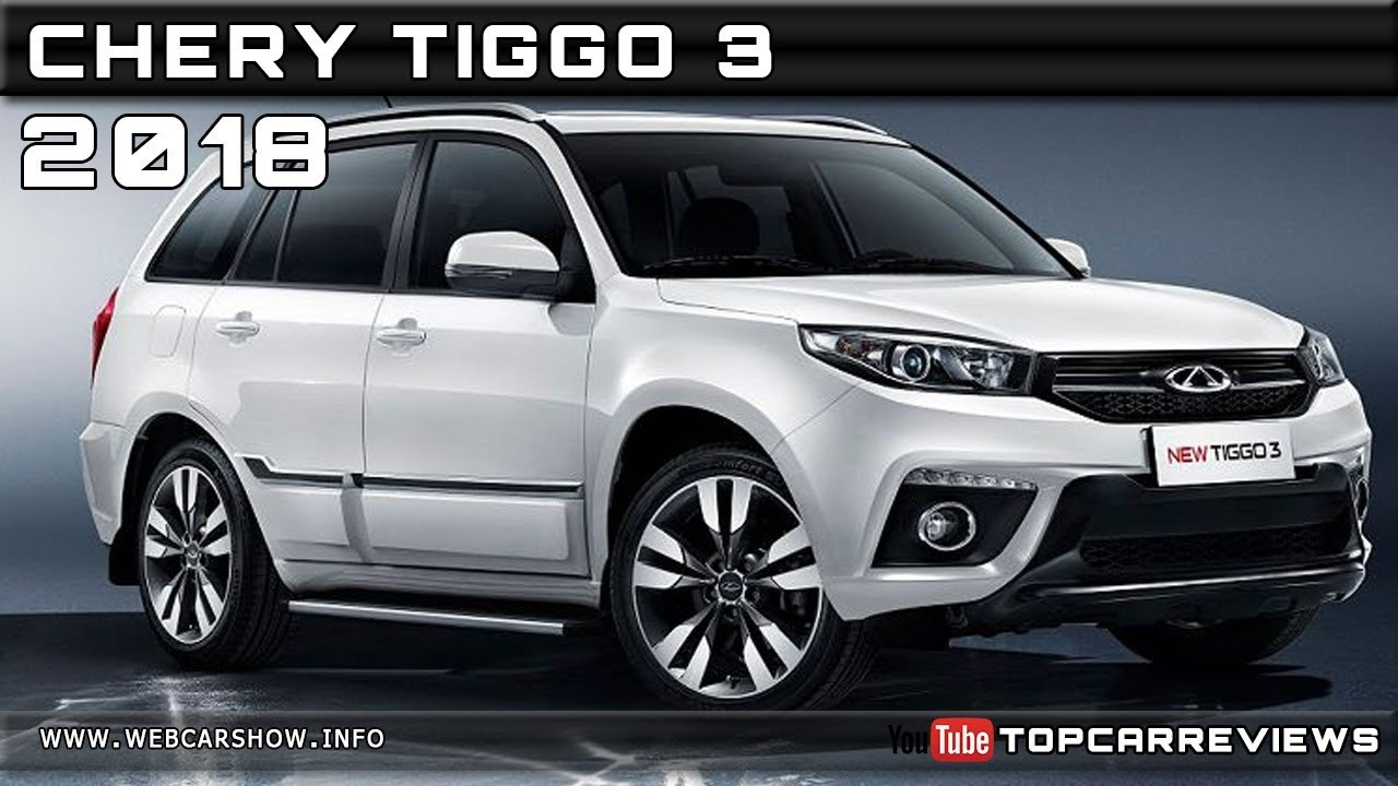 2018 Chery Tiggo 3 Review Rendered Price Specs Release Date Youtube