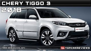 2018 CHERY TIGGO 3 Review Rendered Price Specs Release Date