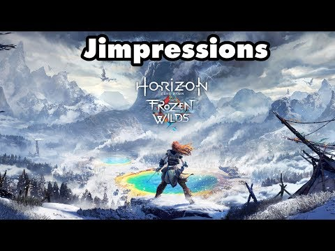 Horizon Zero Dawn: The Frozen Wilds - The Cold & The Brave (Jimpressions)