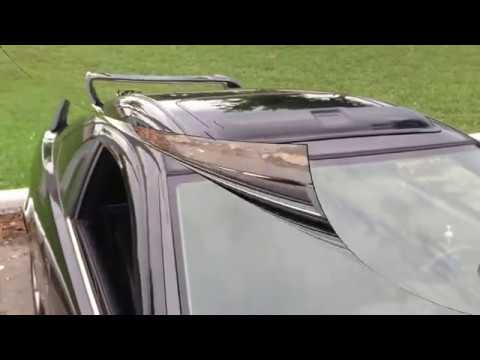 Acura RSX Type S SunMoon Roof Visor Install YouTube - Acura rsx sunroof