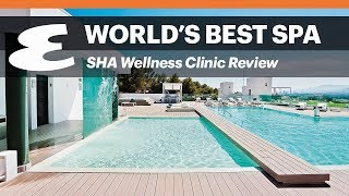 World's most luxury spa? Inside SHA Wellness Clinic in Alicante Spain