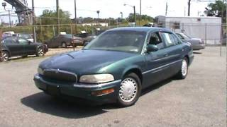 1998 Buick Park Avenue Ultra Supercharged