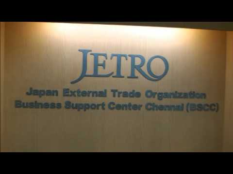 JETRO Opens Business Support Center in Chennai, India