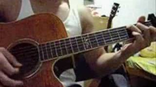 Love Me Tender guitar melody