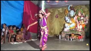 Aashritha performing kuchipudi bhamakalapam
