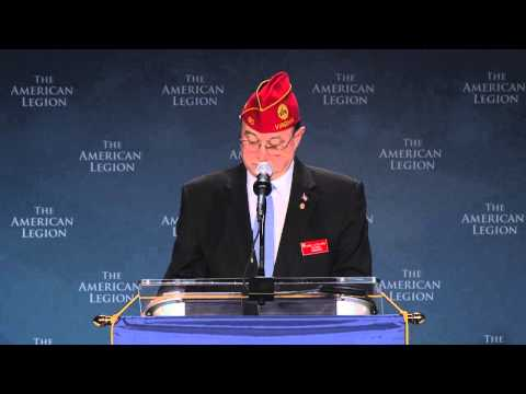 American Legion Washington Conference Remarks - National Commander