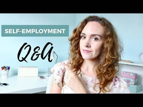 Q&A! | How I Became Self-Employed + Started Working For Myse