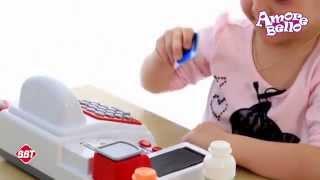 Детские игрушки для девочек!(«AMORE BELLO» — новая уникальная линейка, которая включает в себя широкий ассортимент игровых сюжетно--ролевых..., 2014-07-15T06:31:44.000Z)