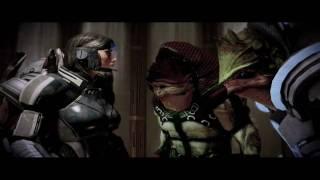 Mass Effect 2: Commander Shepard Is Such A Bitch