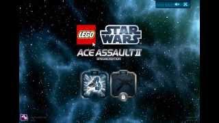 Лего Звёздные войны - Нападение 2 (LEGO Star Wars Ace Assault 2)