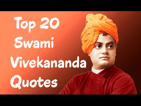 Quotes Vivekananda Interesting Top 20 Swami Vivekananda Quotes Author Of Complete Works Of Swami