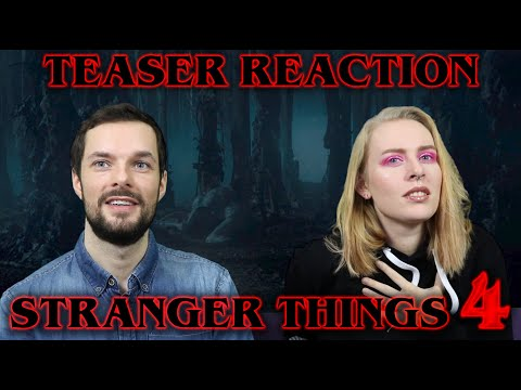 Stranger Things 4 | From Russia with love - Reaction & Review!
