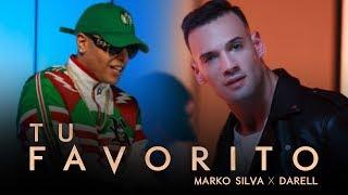 Смотреть клип Marko Silva - Tu Favorito