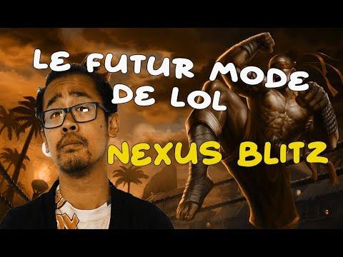 Le futur mode de League of Legends ! - Nexus Blitz Gameplay thumbnail