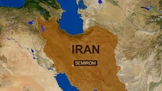 Plane carrying over 60 crashes in Iran