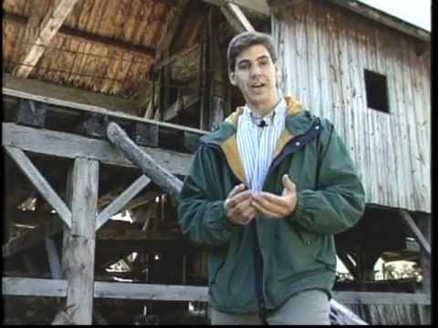 Exploring Historic America with Brady Kress - Old Sturbridge Village - Mills