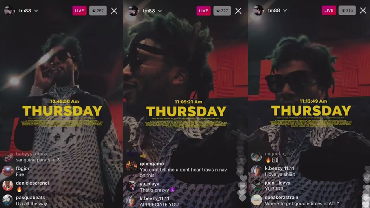 Download TM88 Plays Fresh 2021 Beats on Live 🔥 [FREQ Shout Out 👀]