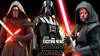 Star Wars! Disney's HUGE News Coming Soon & More! (Star Wars News)
