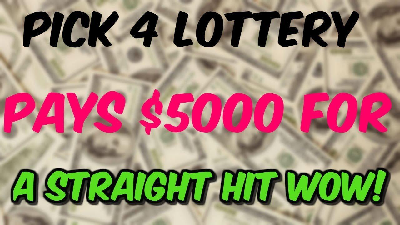 Play 4 Lottery