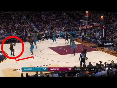 Lebron James DEEPEST Three Pointers Compilation