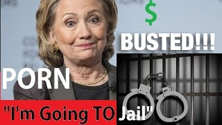 Hillary Clinton Will NOT Be President - It's JAIL Instead