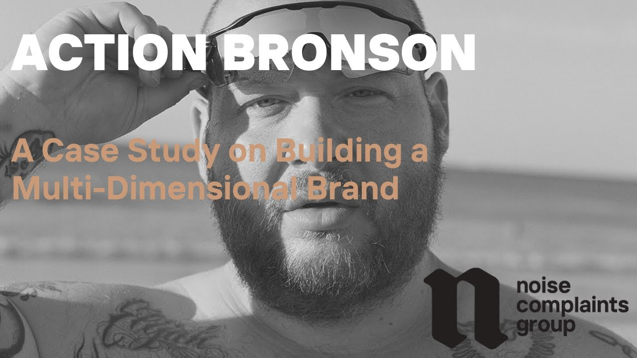 Action Bronson: A Case Study on Building a Multi-Dimensional Brand