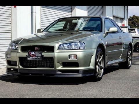 R34 Gtr For Sale >> Nissan Gtr R34 V Spec Ii Nur For Sale Jdm Expo 2902 S8068