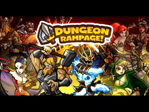 Dungeon Rampage/ep 1 #Cíba :)