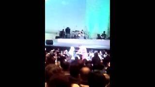 渋谷公会堂で前川清のコンサート.