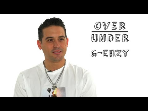 G-Eazy Rates Creepy Clowns, Taco Bell, and Breakfast Burgers