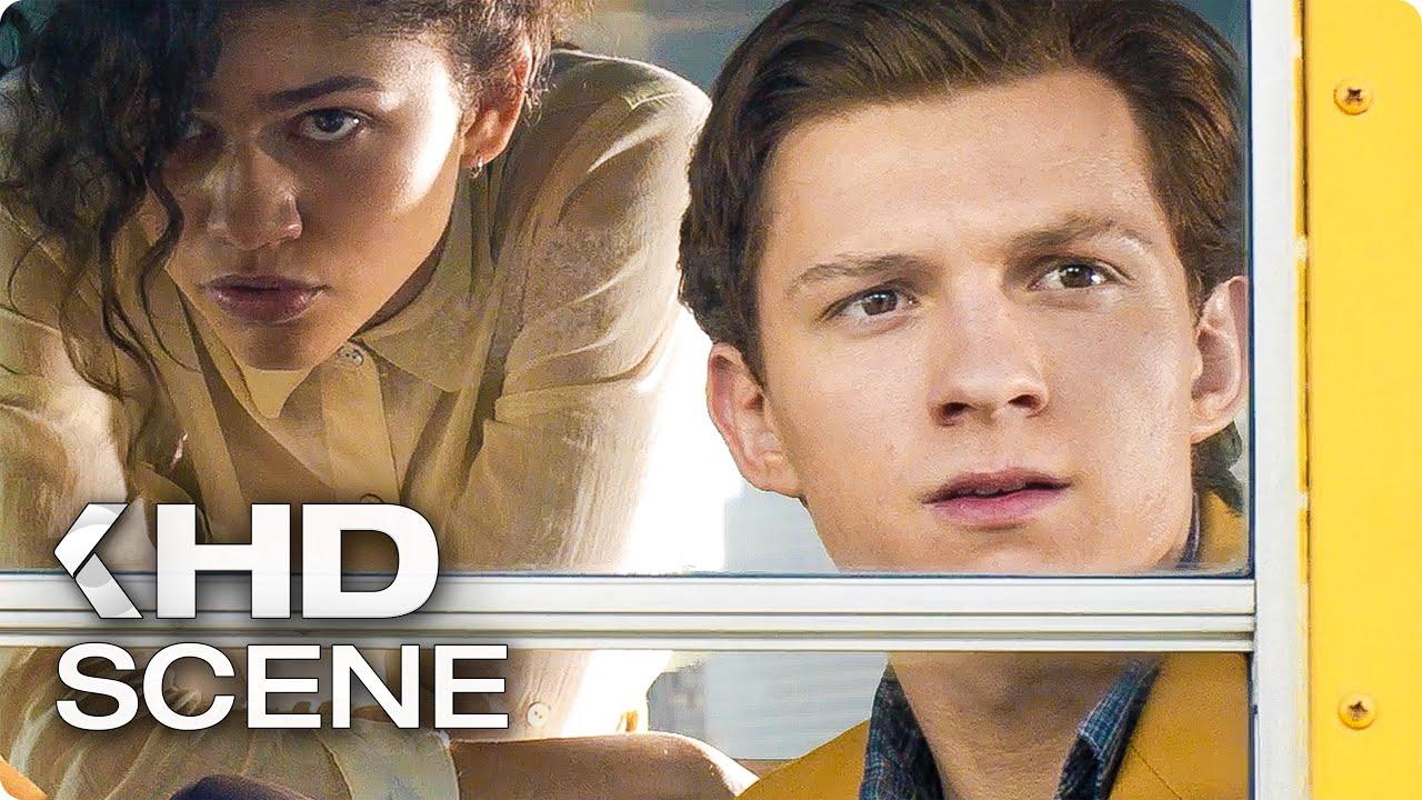 "SPIDER-MAN: Homecoming ""Captain America"" Deleted Scene (2017)"